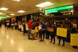 Newark Airport international welcome